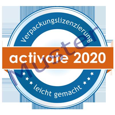 Activate 2020 Logo